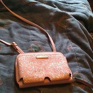 Handbags - Glitter crossbody purse